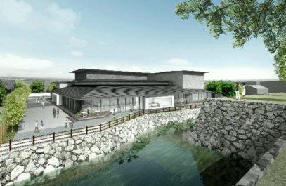 中津市歴史博物館 シアター映像撮影